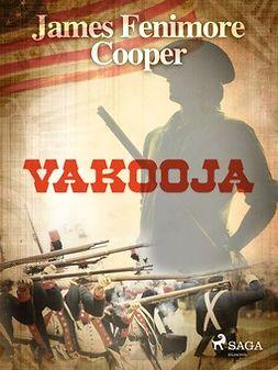 Cooper, James Fenimore - Vakooja, ebook