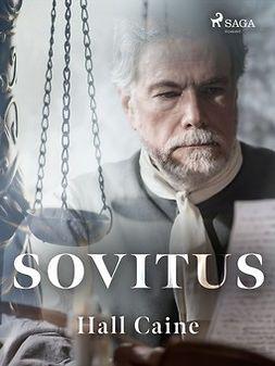 Caine, Hall - Sovitus, ebook