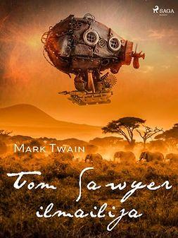 Twain, Mark - Tom Sawyer ilmailija, e-kirja
