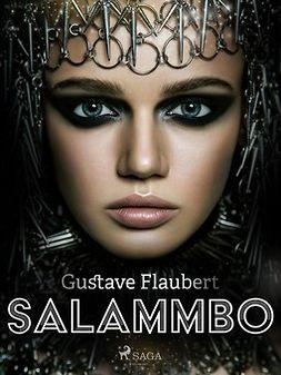 Flaubert, Gustave - Salammbo, e-kirja
