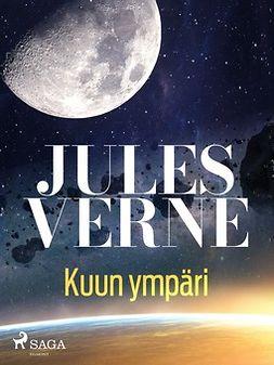 Verne, Jules - Kuun ympäri, e-kirja