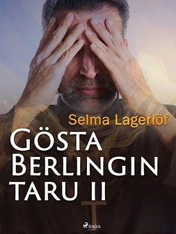 Lagerlöf, Selma - Gösta Berlingin taru 2, e-kirja
