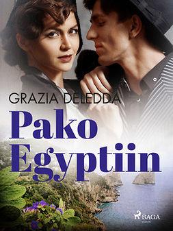 Deledda, Grazia - Pako Egyptiin, e-kirja