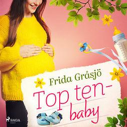 Gråsjö, Frida - Top ten - baby, audiobook