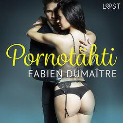 Dumaître, Fabien - Pornotähti - eroottinen novelli, audiobook