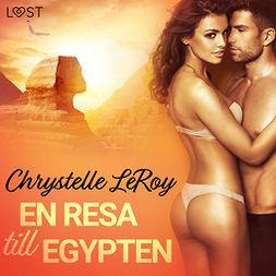 Leroy, Chrystelle - En resa till Egypten - erotisk novell, audiobook