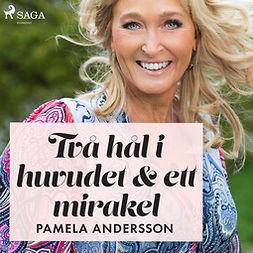 Andersson, Pamela - Två hål i huvudet och ett mirakel, äänikirja