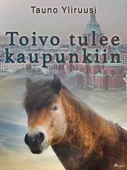 Yliruusi, Tauno - Toivo tulee kaupunkiin, e-bok