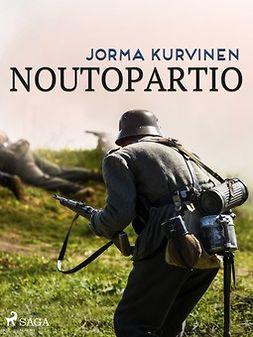 Kurvinen, Jorma - Noutopartio, ebook