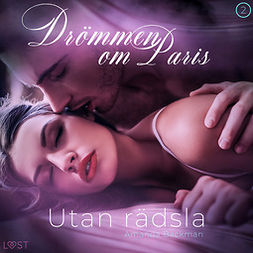 Backman, Amanda - Utan rädsla - Drömmen om Paris 2, audiobook
