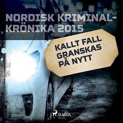 Karlsson, Sebastian - Kallt fall granskas på nytt, audiobook