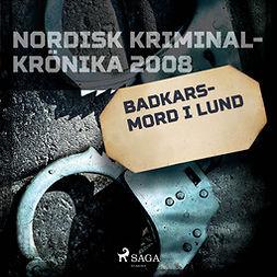Työryhmä - Badkarsmord i Lund, audiobook