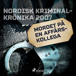 Leon, Kristina - Mordet på en affärskollega, audiobook