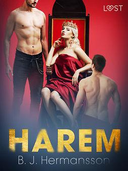 Hermansson, B. J. - Harem - Erotic Short Story, ebook