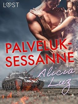 Luz, Alicia - Palveluksessanne! - eroottinen novelli, e-kirja