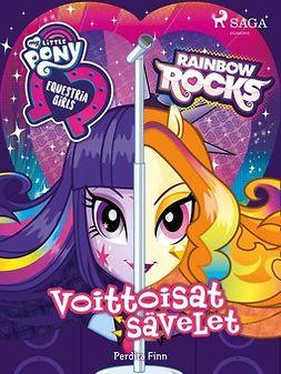 Finn, Perdita - My Little Pony - Equestria Girls - Voittoisat sävelet, e-kirja