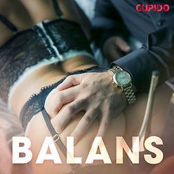 Cupido, - - Balans, äänikirja