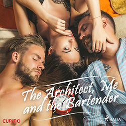 Cupido - The Architect, Me and the Bartender, audiobook