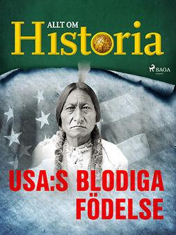 - USA:s blodiga födelse, ebook