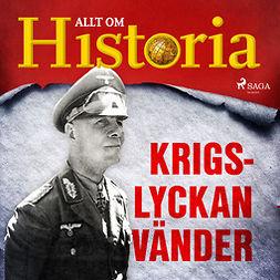 Löfgren, Björn - Krigslyckan vänder, audiobook