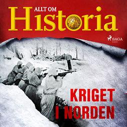 Löfgren, Björn - Kriget i Norden, audiobook