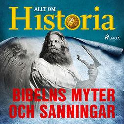 Historia, Allt om - Bibelns myter och sanningar, audiobook
