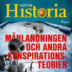 Mohede, Håkan - Månlandningen och andra konspirationsteorier, audiobook
