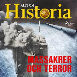 Dahlin, Daniel - Massakrer och terror, äänikirja