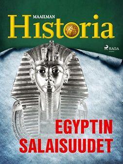 - Egyptin salaisuudet, e-kirja