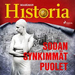 Puhakka, Jussi - Sodan synkimmät puolet, äänikirja