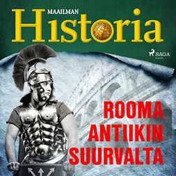 Vauhkonen, Panu - Rooma - Antiikin suurvalta, äänikirja