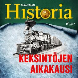 Aula, Jari - Keksintöjen aikakausi, audiobook