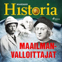 Aula, Jari - Maailmanvalloittajat, audiobook