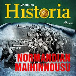 Vauhkonen, Panu - Normandian maihinnousu, äänikirja