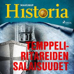 Puhakka, Jussi - Temppeliritareiden salaisuudet, äänikirja