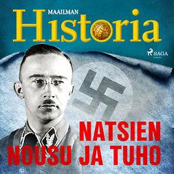 Puhakka, Jussi - Natsien nousu ja tuho, äänikirja