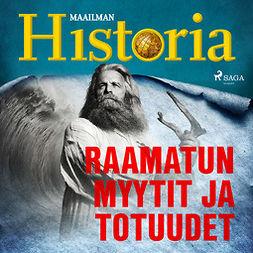 Puhakka, Jussi - Raamatun myytit ja totuudet, äänikirja