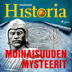 Puhakka, Jussi - Muinaisuuden mysteerit, äänikirja