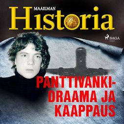 Laine, Jalmari - Panttivankidraama ja kaappaus, äänikirja