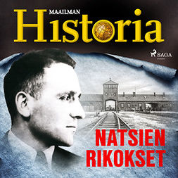 Laine, Jalmari - Natsien rikokset, äänikirja