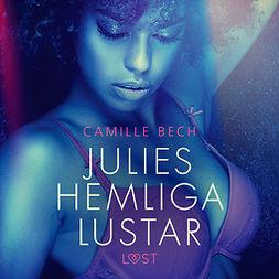 Julies hemliga lustar - erotisk novell