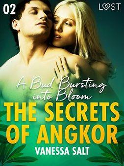 Salt, Vanessa - The Secrets of Angkor 2: A Bud Bursting into Bloom - Erotic Short Story, ebook