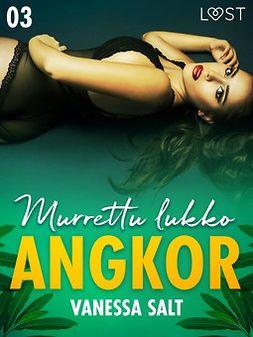 Salt, Vanessa - Angkor 3: Murrettu lukko - eroottinen novelli, e-kirja