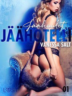 Salt, Vanessa - Jäähotelli 1: Jäähuulet - eroottinen novelli, e-kirja