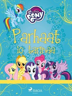 Alanen, Anssi - My Little Pony - Parhaat 10 tarinaa, ebook