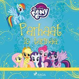 Alanen, Anssi - My Little Pony - Parhaat 10 tarinaa, äänikirja
