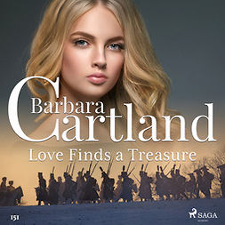 Cartland, Barbara - Love Finds a Treasure (Barbara Cartland's Pink Collection 151), audiobook