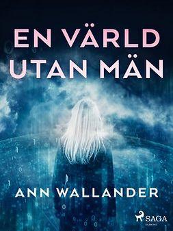 Wallander, Ann - En värld utan män, ebook