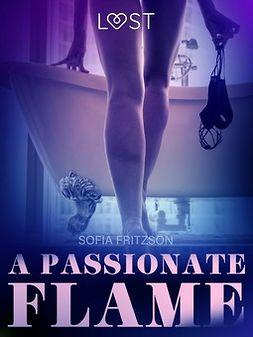 Fritzson, Sofia - A Passionate Flame - Erotic Short Story, ebook