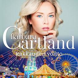 Cartland, Barbara - Rakkauden voitto, äänikirja